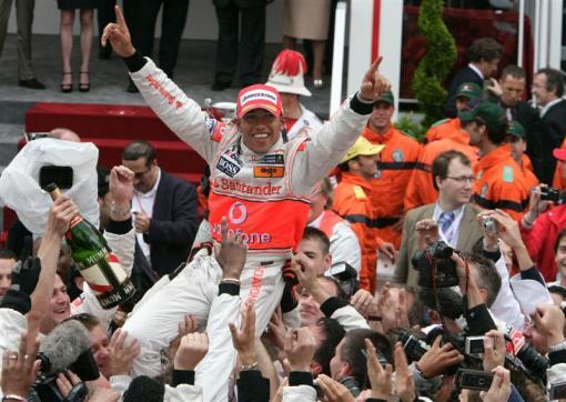 Lewis Hamilton (2008)