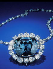 Hope Diamond - Smithsonian